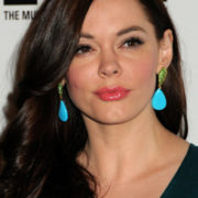 Rose McGowan Homeless