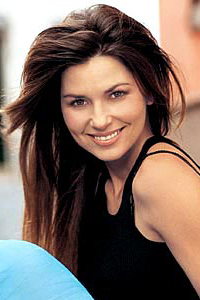 Shania Twain Homeless