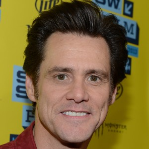 portrait of Jim Carrey